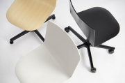 Glyph Chair Five-Star Swivel Base
