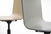 Glyph Chair Four-Star Swivel Base